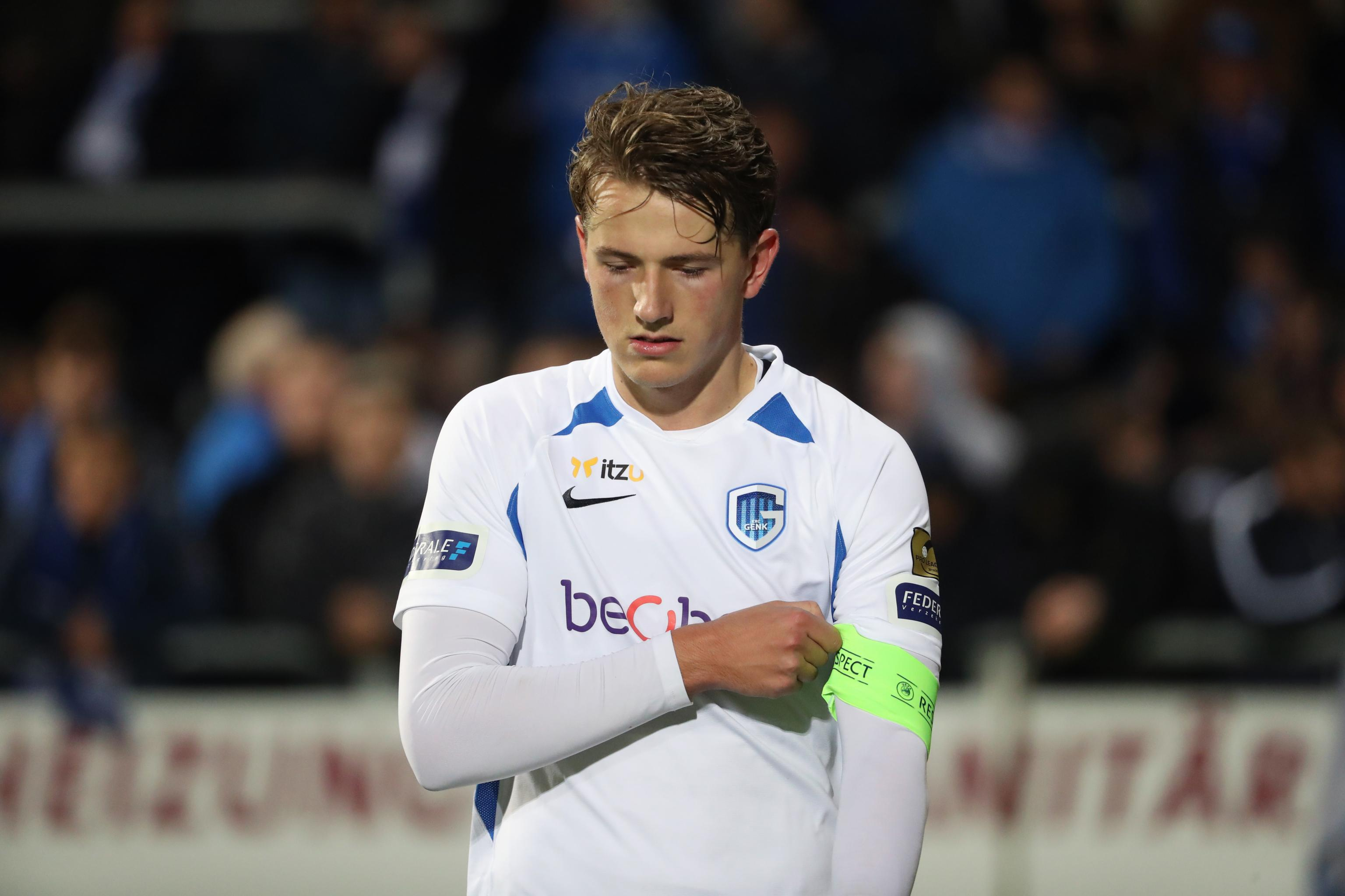 Reported Liverpool Target Sander Berge Open to January Exit from Genk |  Bleacher Report | Latest News, Videos and Highlights