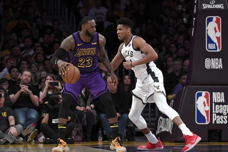 B/R NBA Staff Roundtable: Who Ya Got, Giannis' Bucks or LeBron's Lakers?