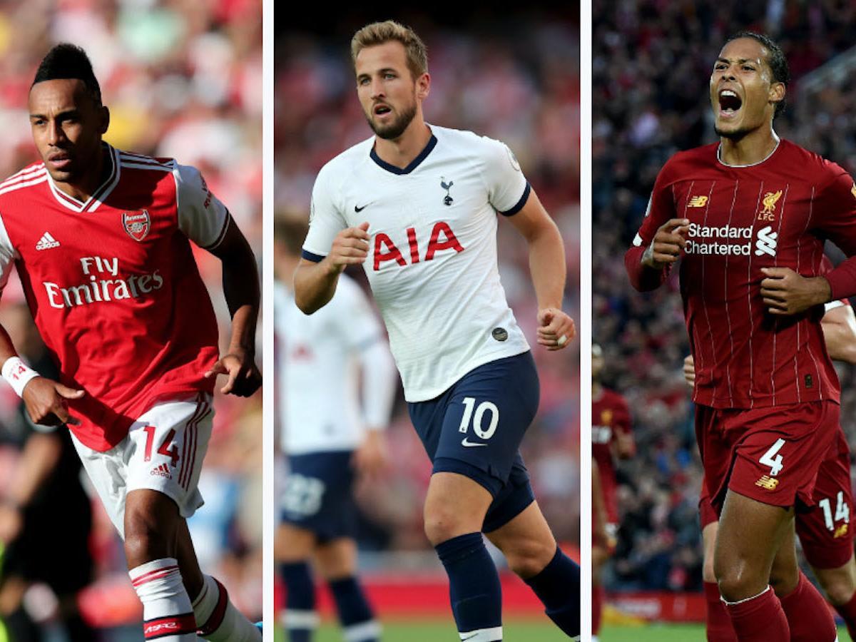 Arsenal, Tottenham and Liverpool TV Programming Streaming on B/R Live