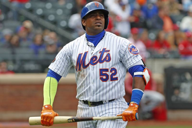 Mets' Yoenis Cespedes Says He Could Hit 52 HRs in 2020 Despite ...