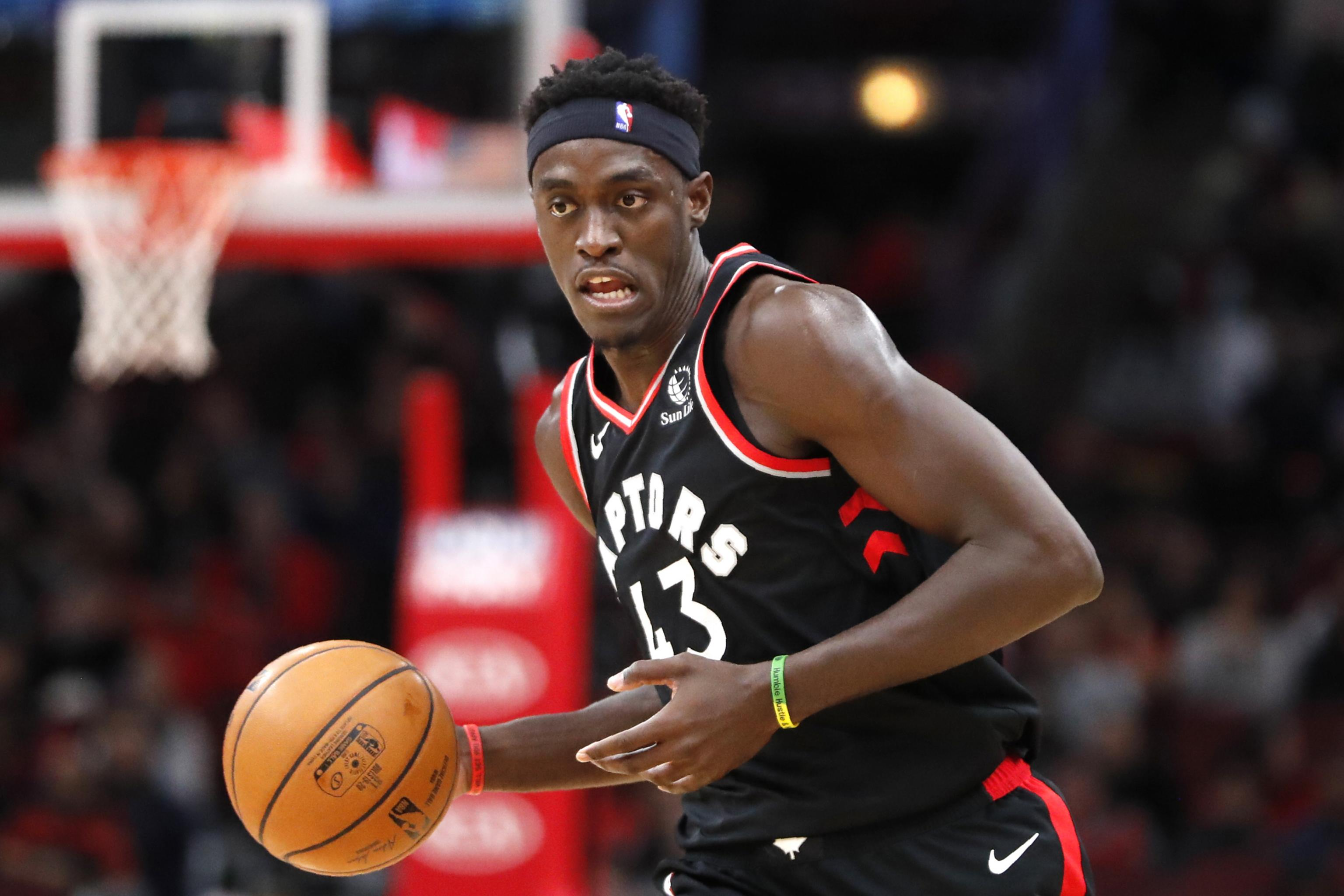 Raptors' Pascal Siakam out Indefinitely After Suffering Groin ...