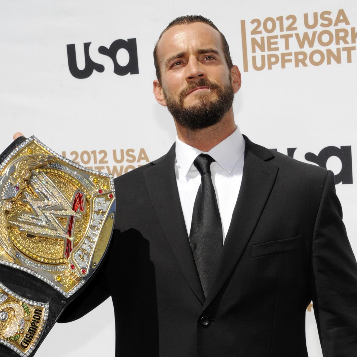 Fantasy Booking CM Punk as 2020 Royal Rumble Winner and ...