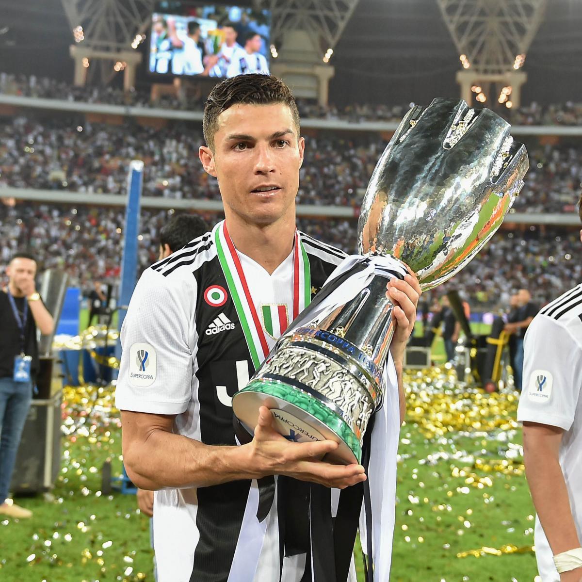 Juventus vs. Lazio: 2019 Italian Super Cup TV Schedule, Live Stream