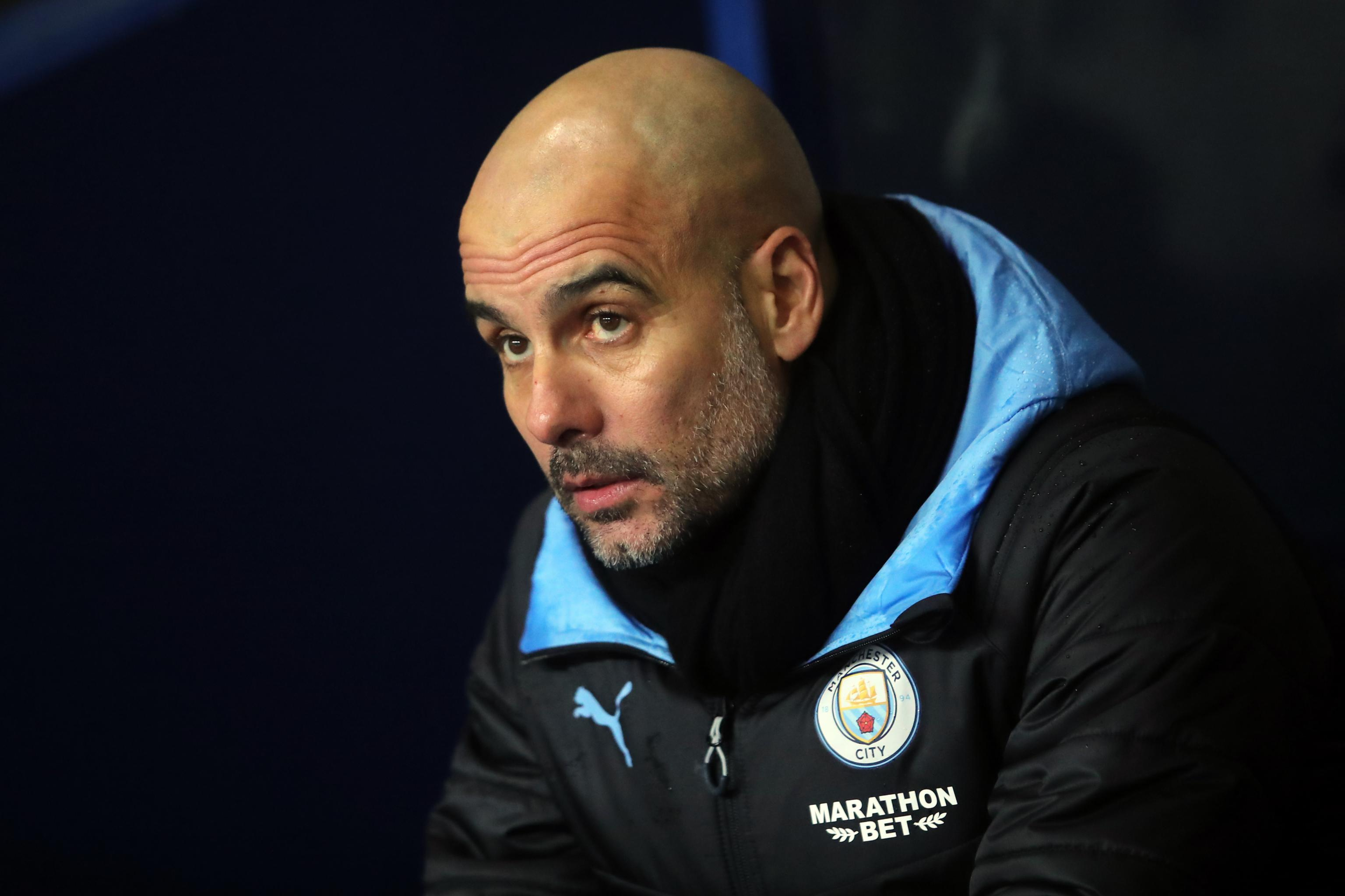 Pep Guardiola Suggests He'll See Out Manchester City Contract, Talks Future | Bleacher Report | Latest News, Videos and Highlights