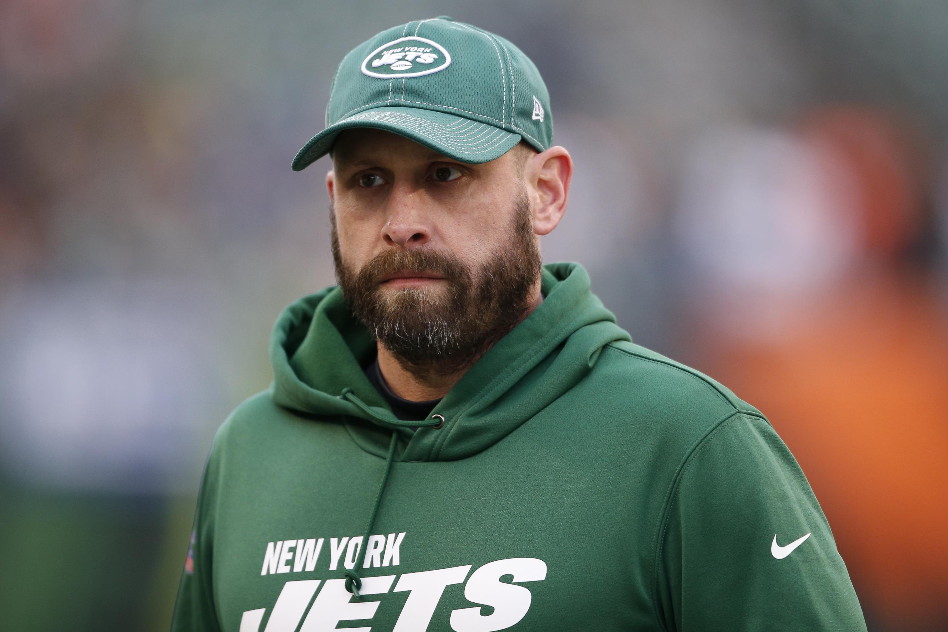 Jets de Nueva York despedirán a Adam Gase tras el término de la temporada 2020 de la NFL