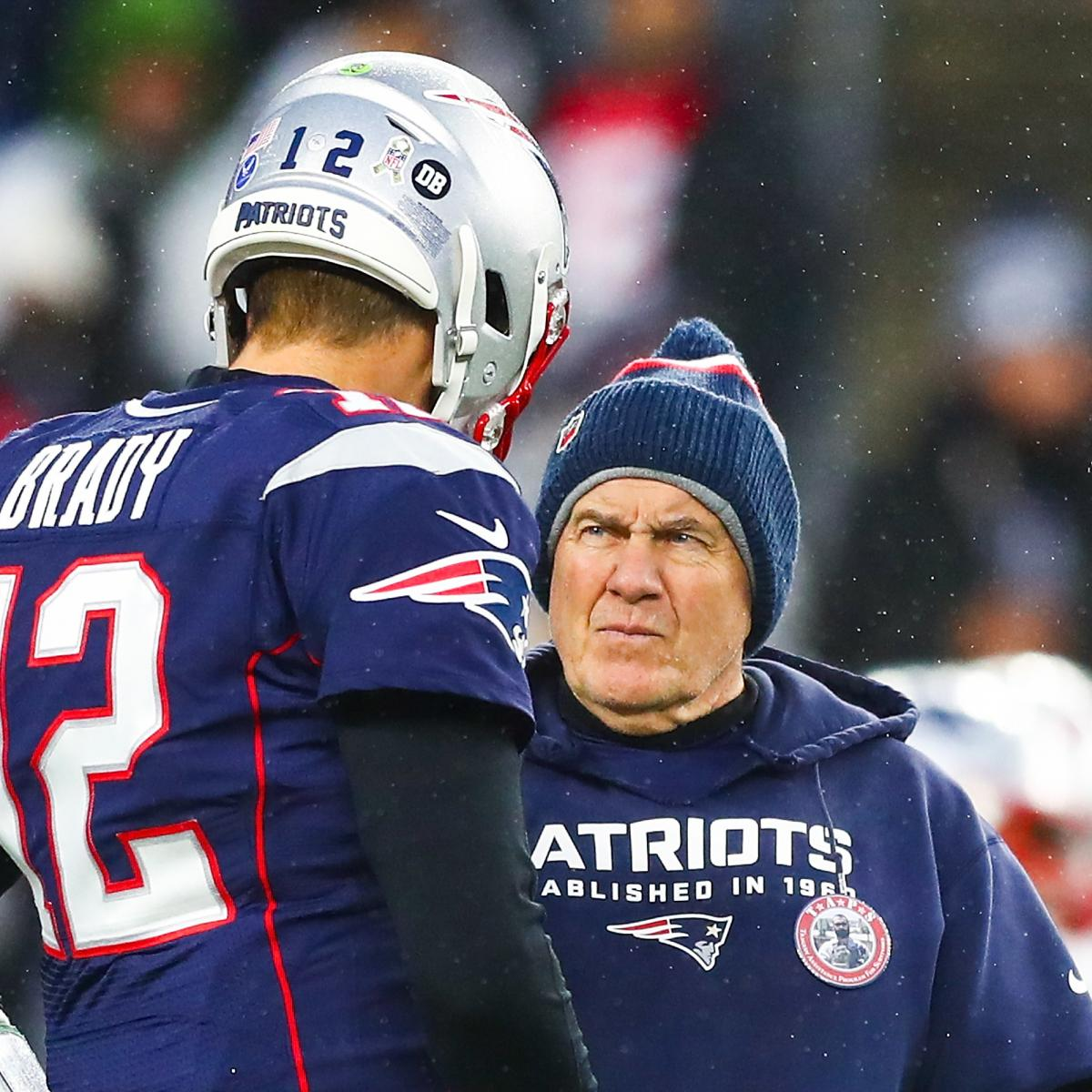 NFL Coaches Who Doubted Patriots Now Say It's Time to Fear Them Again
