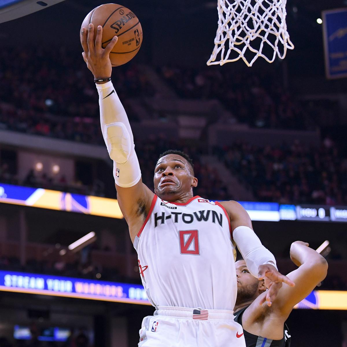 Russell Westbrook Trade Rumors: Latest Buzz on Rockets Potentially Dealing Star