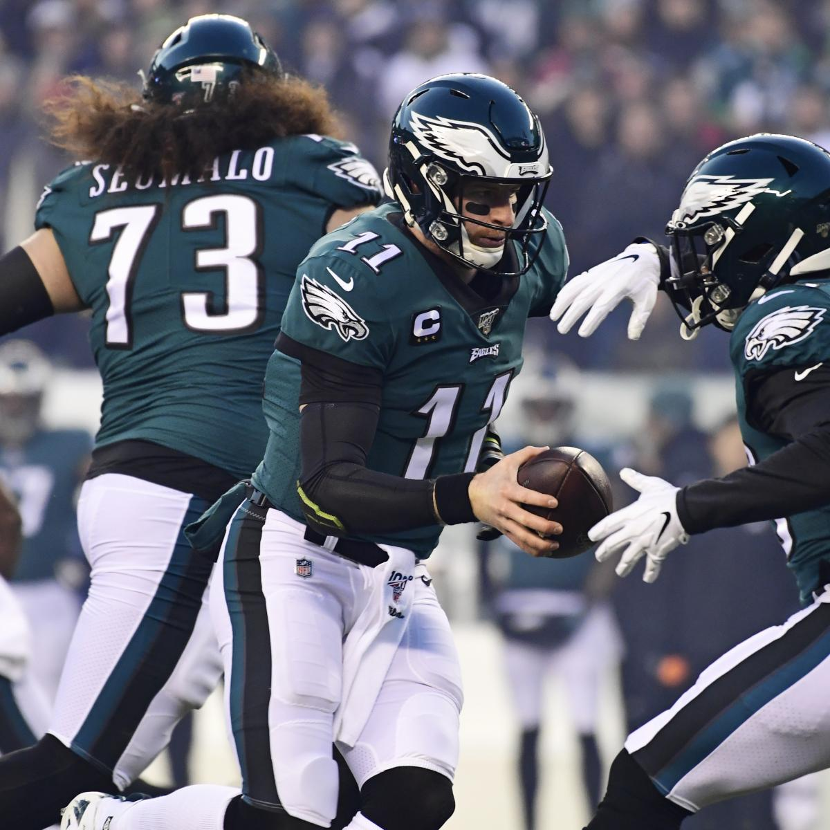 NFL Playoff Picture 2020: AFC, NFC Wild-Card Scenarios And