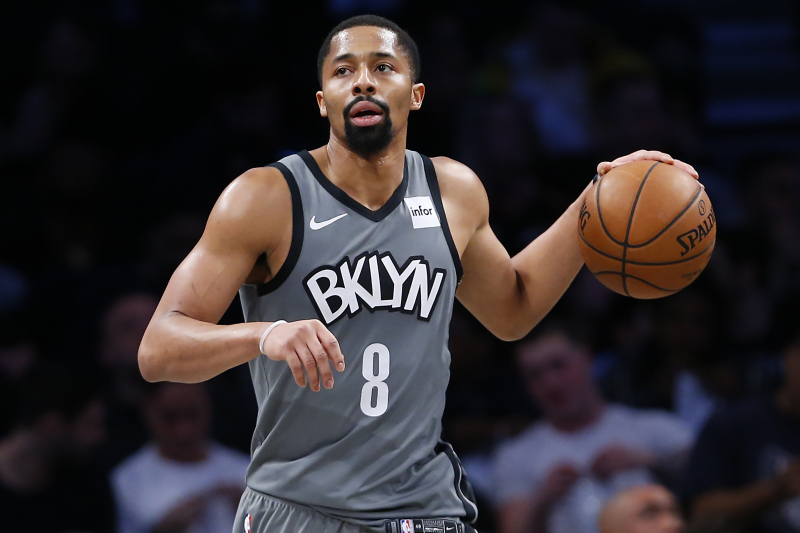 Nets' Spencer Dinwiddie on Loss to Knicks: 'Let's Go with Too Much Eggnog'