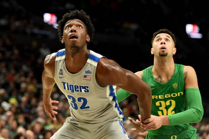 James Wiseman Reportedly Signs With Agent Will Begin 2020