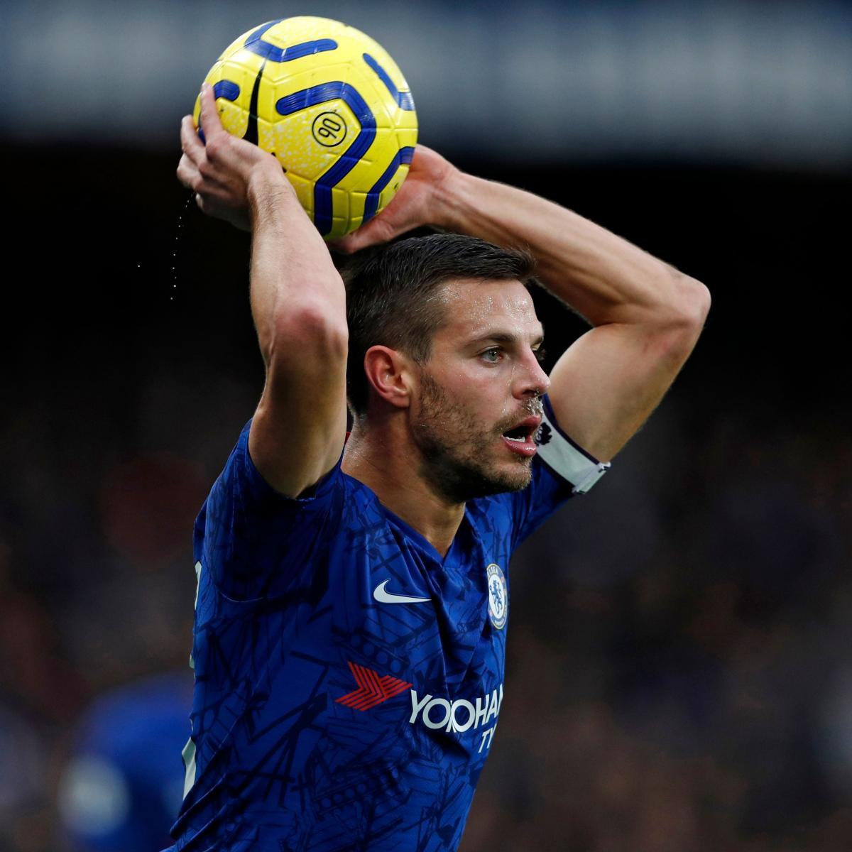 Cesar Azpilicueta: Chelsea Must Focus on 'Recovering the ...