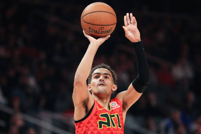 Image result for trae young