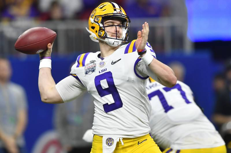 Lsu Clemson Game 2020 >> Cfp National Championship 2020 Early Predictions For