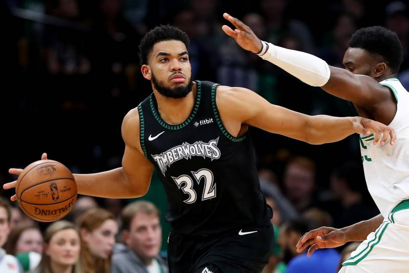 Trade Packages And Landing Spots For Timberwolves Star Karl