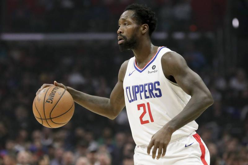 Clippers Patrick Beverley Ruled Out Vs Mavericks After