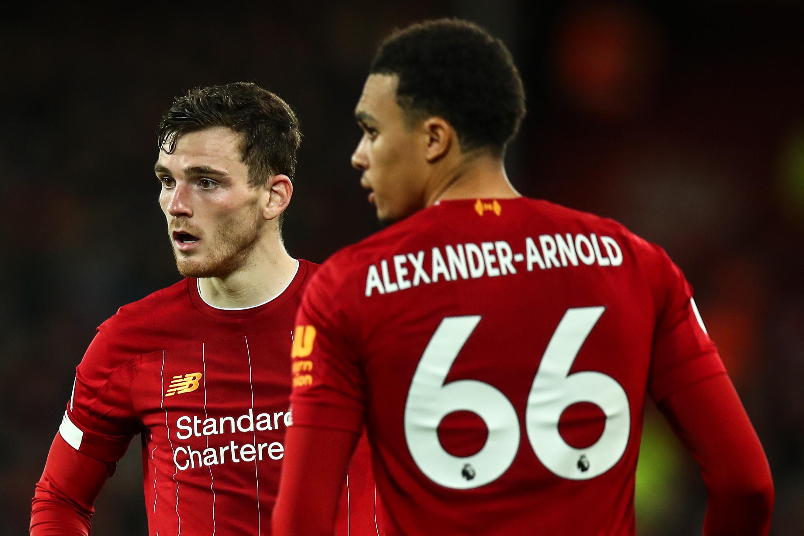 Liverpool Wallpaper Trent