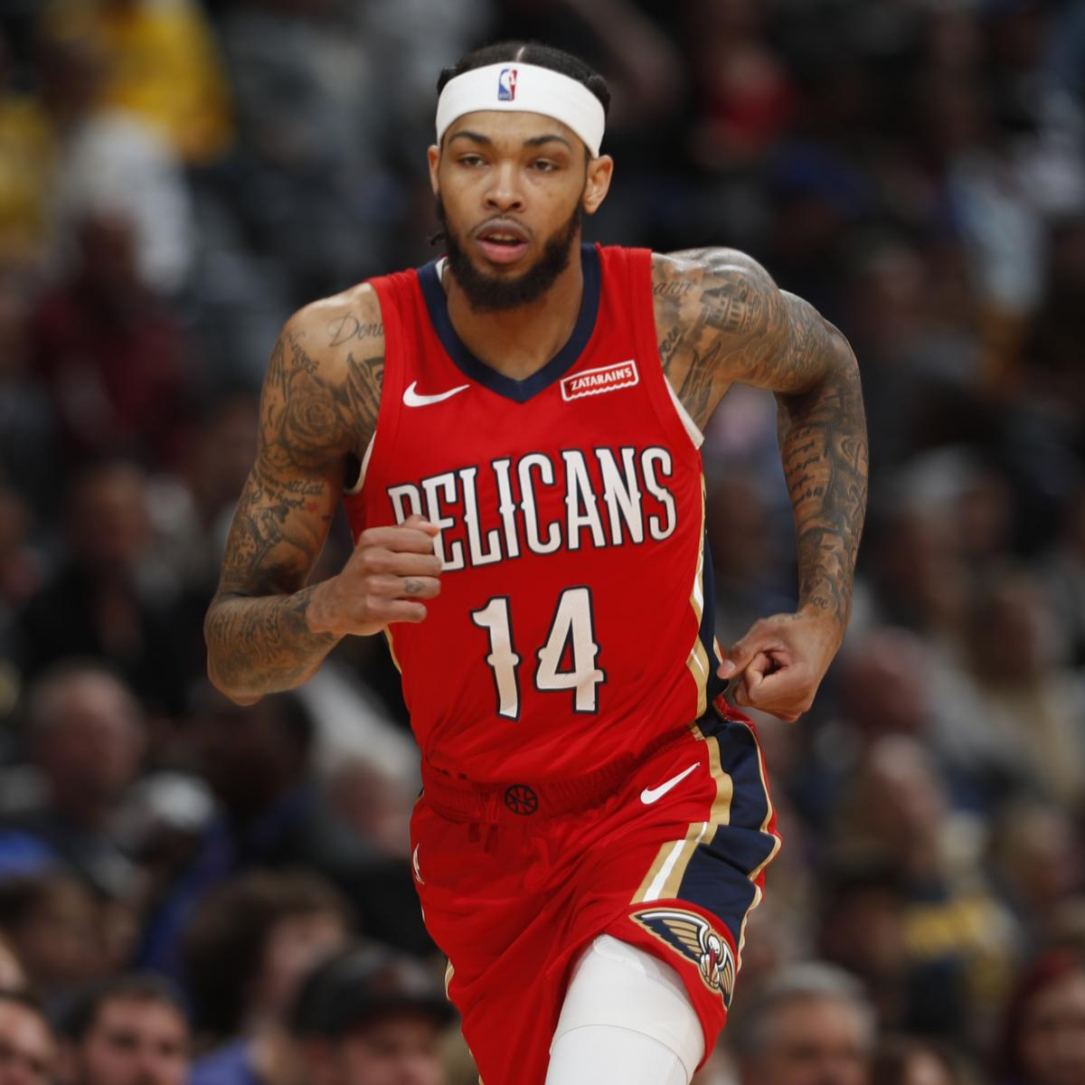 Pelicans' Brandon Ingram Frustrated With Other Players