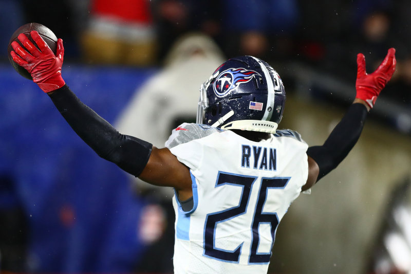 Titans' Logan Ryan Blasts Patriots' Kyle Van Noy; Says 'He's One of the Hyenas'