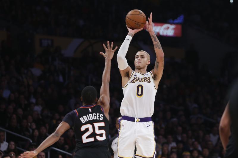 Lakers Trade Rumors: LA Listening to Kyle Kuzma Offers Ahead of 2020 Deadline