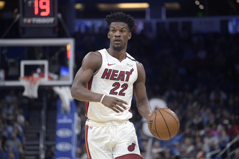 Jimmy Butler out for Heat's Game vs. Kings with Hip Injury