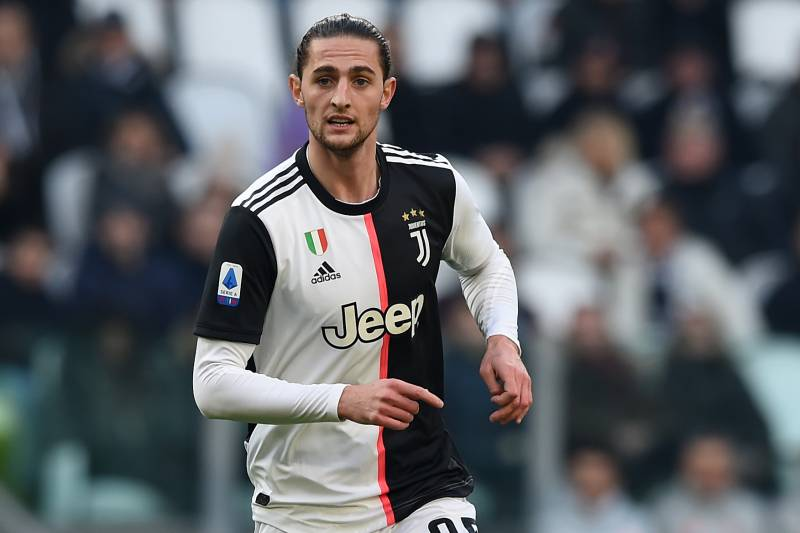 Adrien Rabiot Will Stay with Juventus 'For Sure' Amid January ...