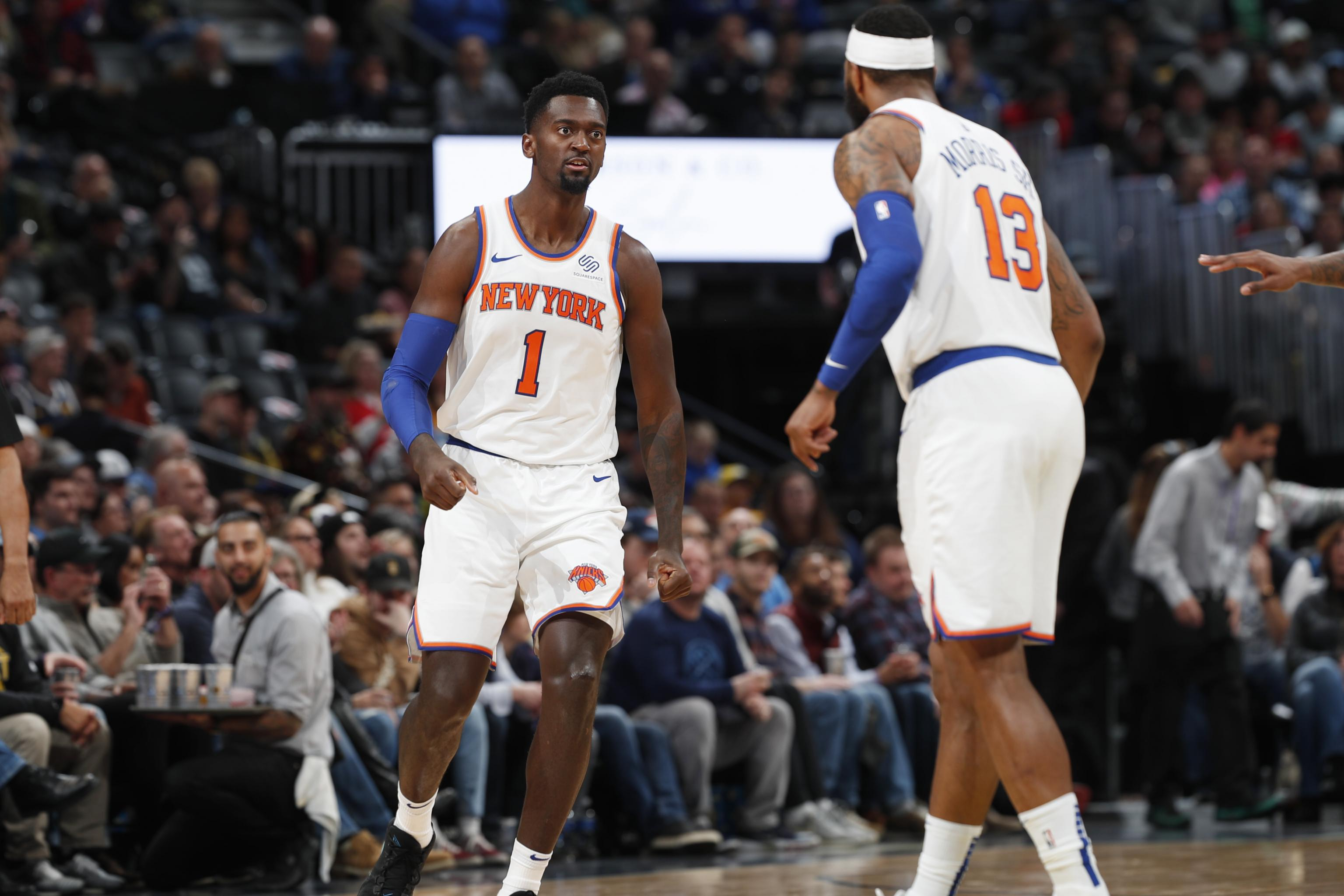 Knicks Trade Rumors Latest On Bobby Portis Marcus Morris Dennis Smith Jr Bleacher Report Latest News Videos And Highlights