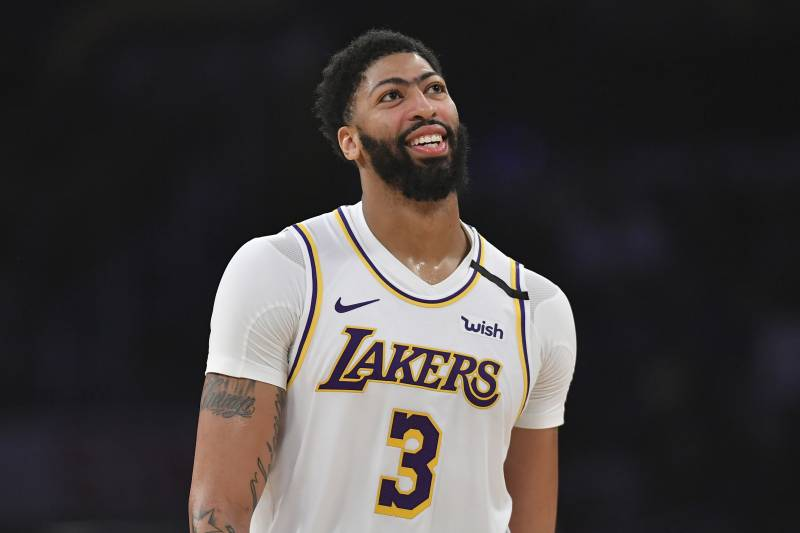 Lakers Anthony Davis Won T Participate In 2020 Nba All Star