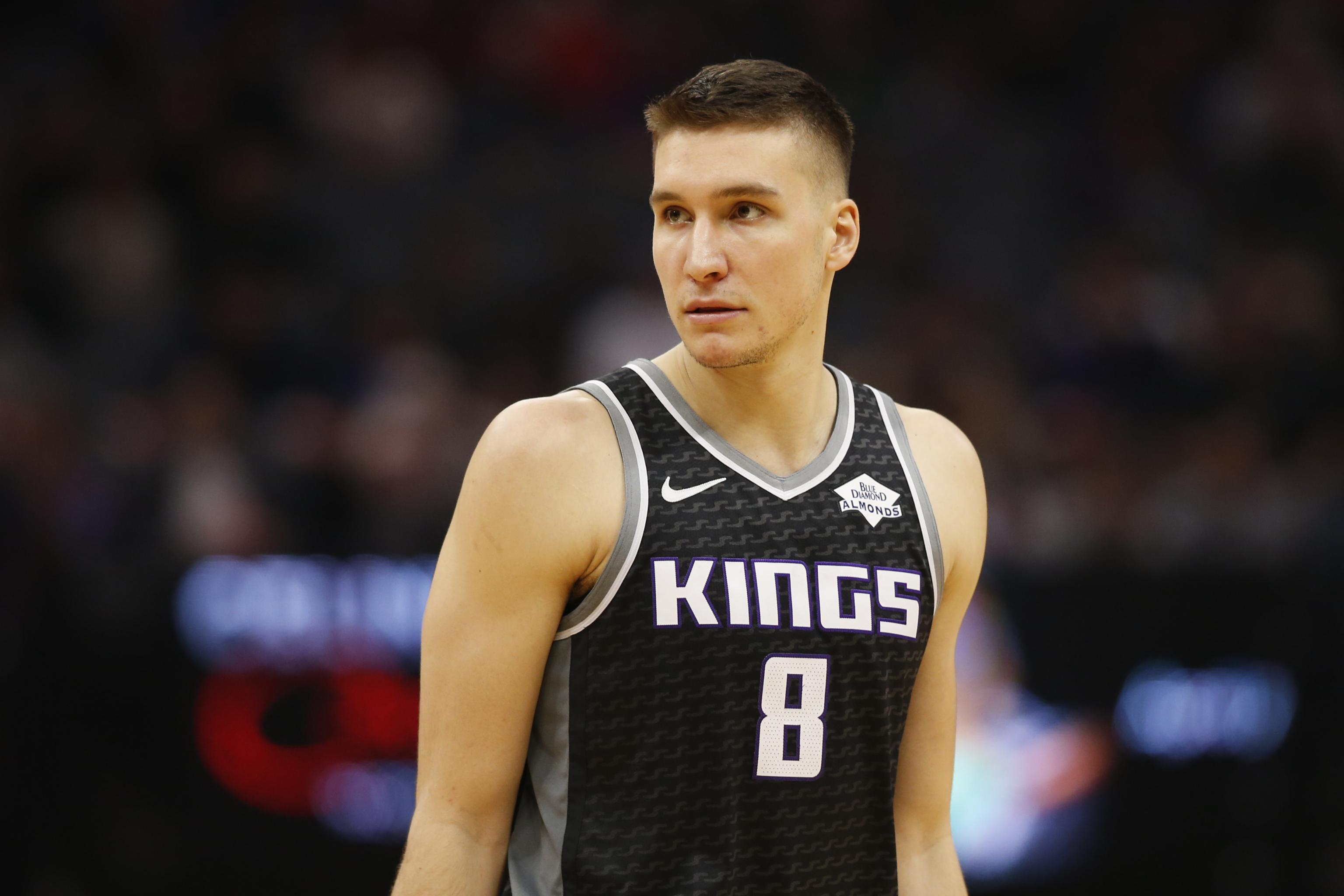 NBA Trade Rumors: Kings' Bogdan Bogdanovic Only Available for 'Crazy' Offer  | Bleacher Report | Latest News, Videos and Highlights