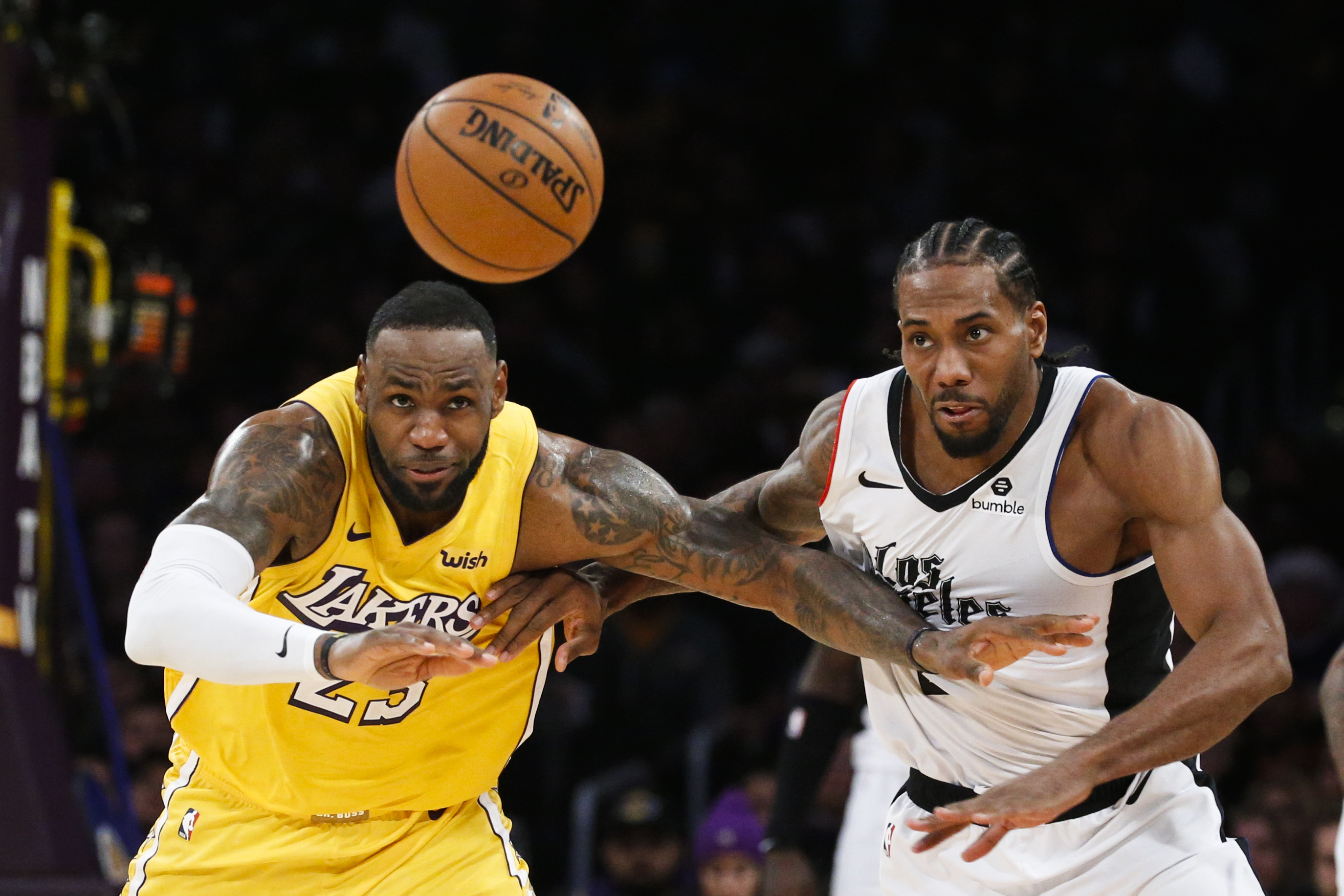 Stephen A Kawhi Leonard Said Lakers Lebron James Was Scared To Guard Him Bleacher Report Latest News Videos And Highlights