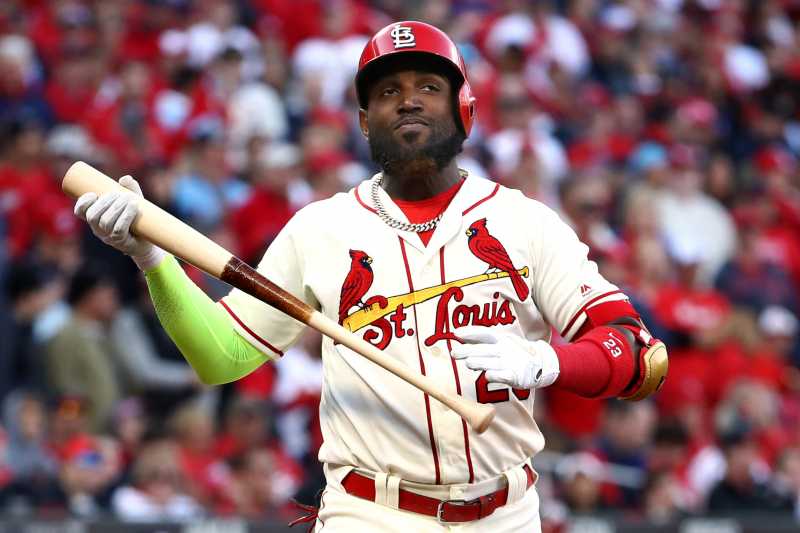 Marcell Ozuna Says Cardinals Are Top Choice in Free Agency; Rangers in Mix