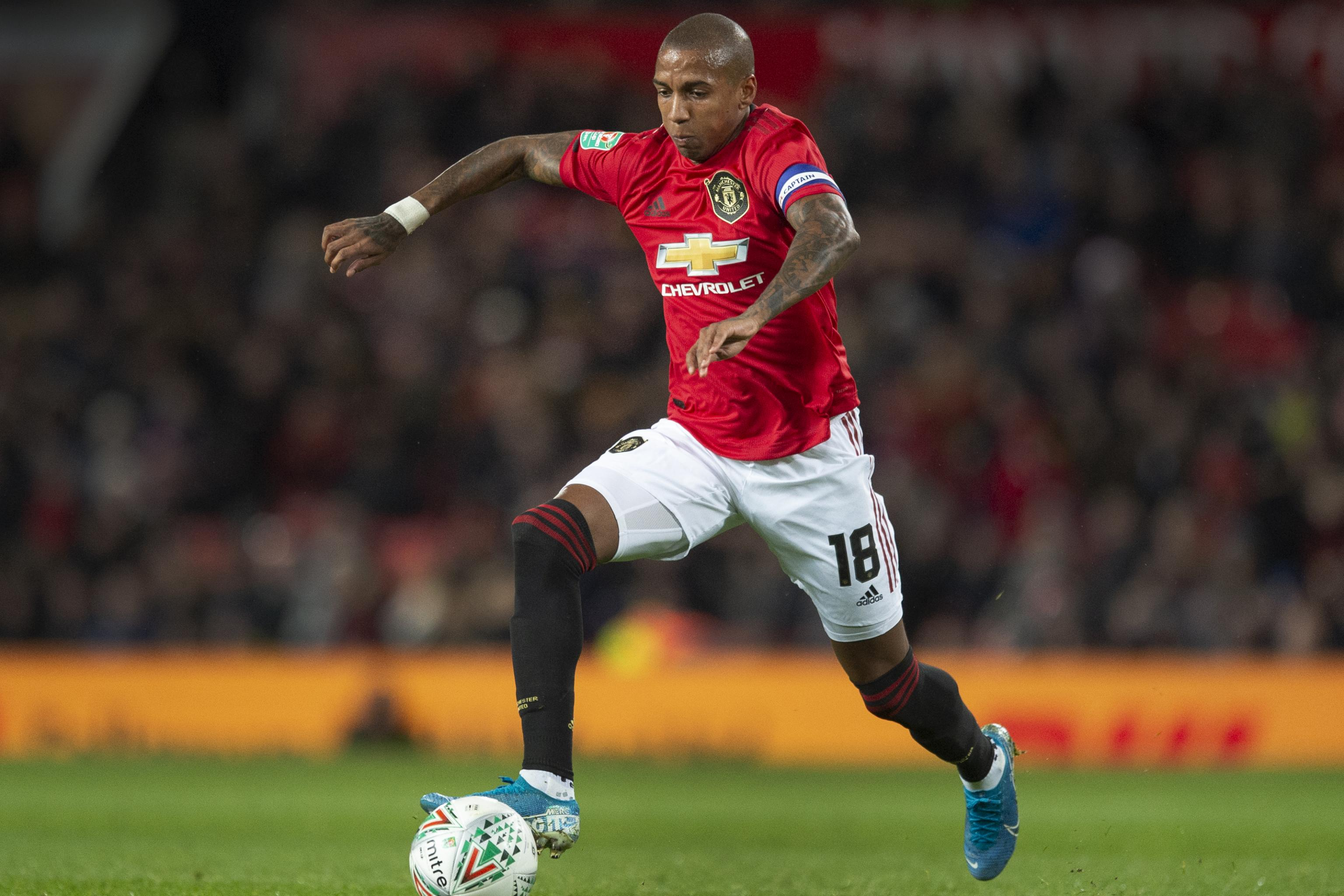 Ashley Young Rejects United Renewal, Set For Inter Milan Move