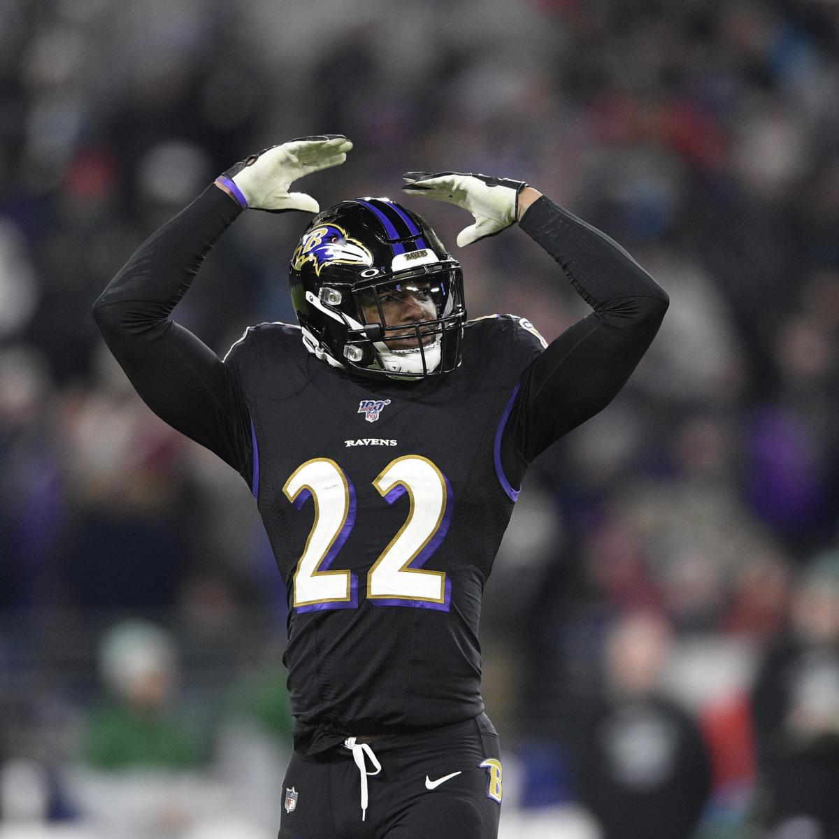 Jimmy Smith, Ravens Agree To New 1-Year Contract Worth Up