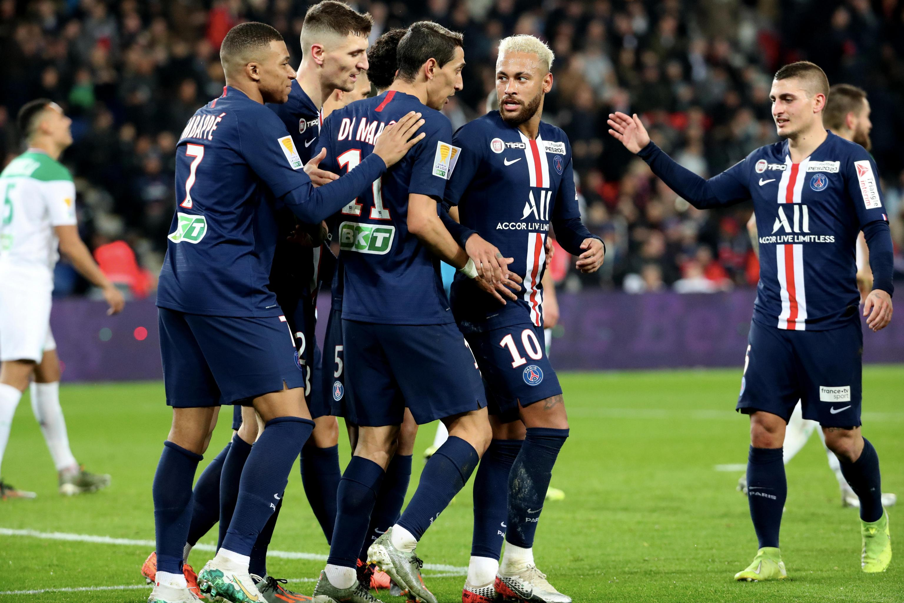 Marco Verratti Says Psg Boast 4 Of The Top 10 Players In World Football Bleacher Report Latest News Videos And Highlights