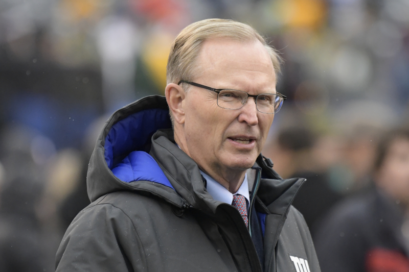 Giants' John Mara: No 7-Year Deal for HC amid Matt Rhule's Panthers Contract