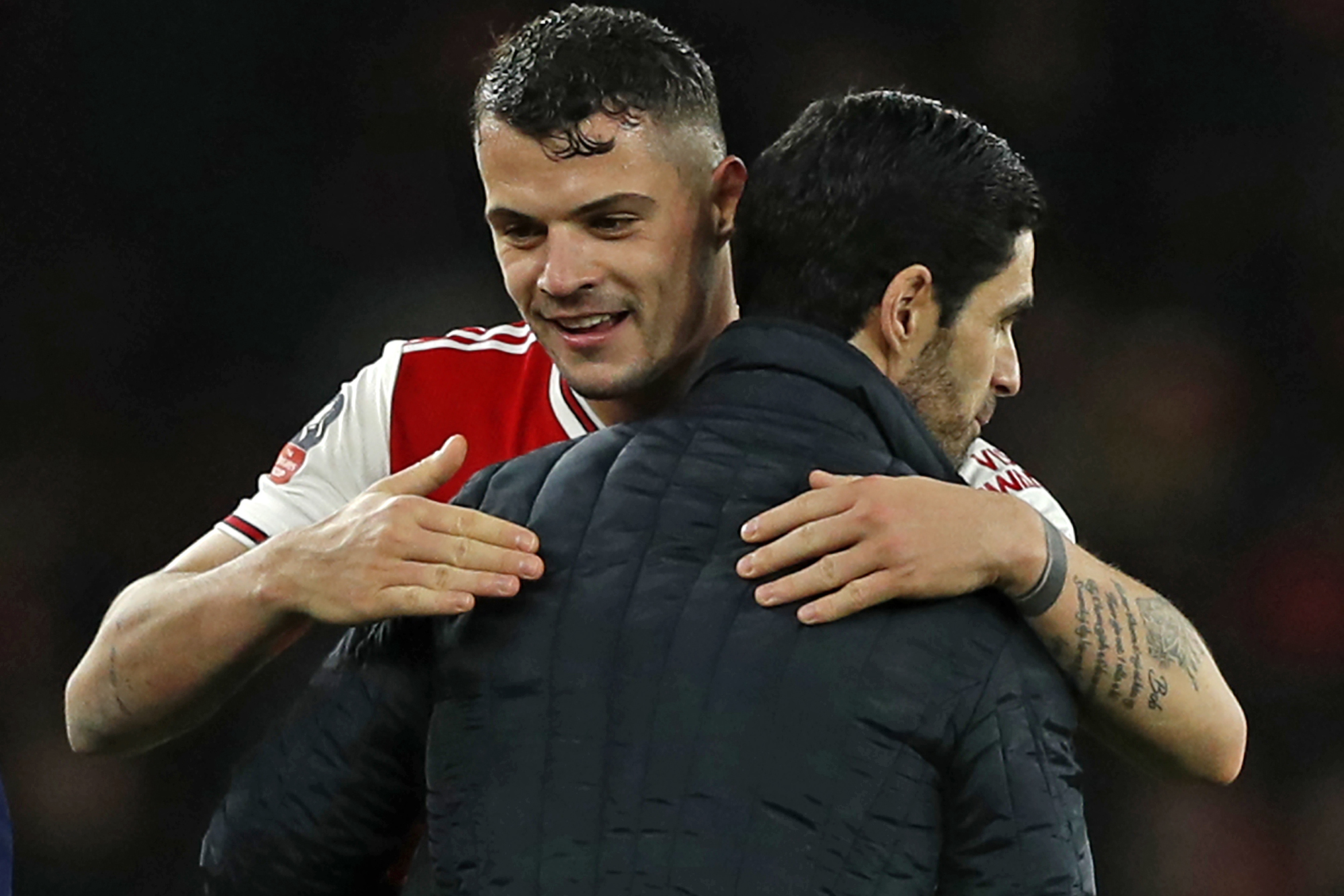 Mikel Arteta Says Granit Xhaka 'Changed His Mind' About Arsenal Exit    Bleacher Report   Latest News, Videos and Highlights