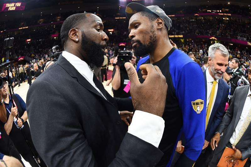 前NBA球星:KD未來一定會和厄文有衝突,因為他的性格難以捉摸!-籃球圈