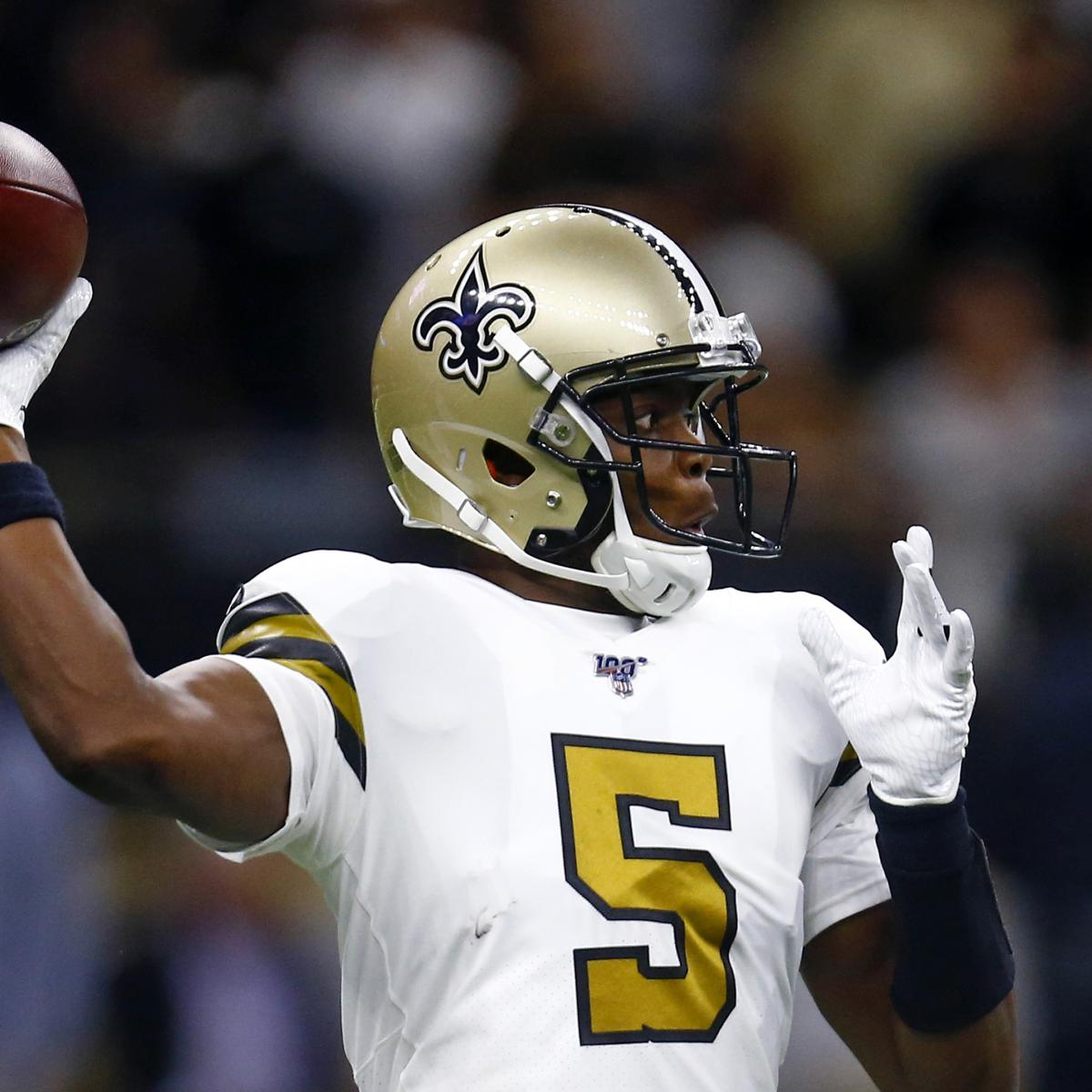 Report: Teddy Bridgewater, Panthers Finalizing 3-Year, $63M Contract in FA