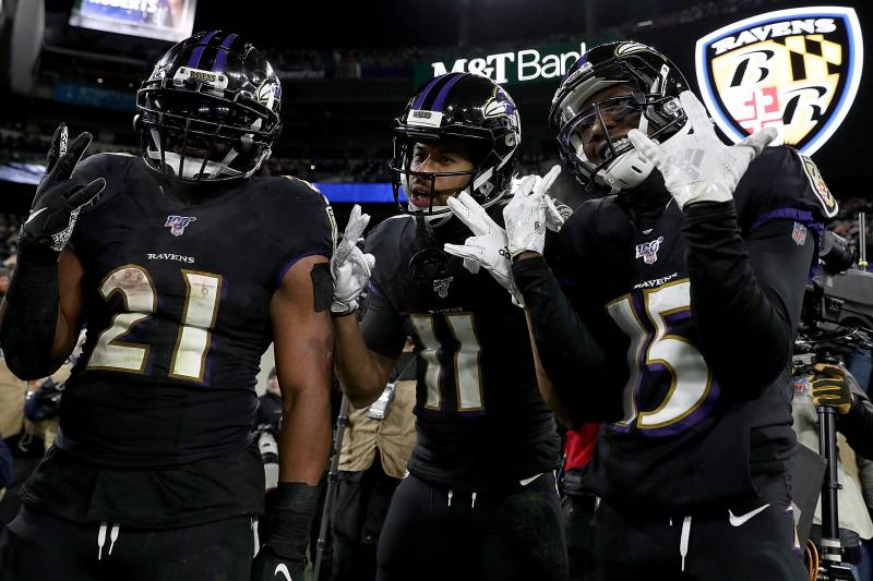 Nfl Playoffs 2020 Schedule Odds And Predictions For