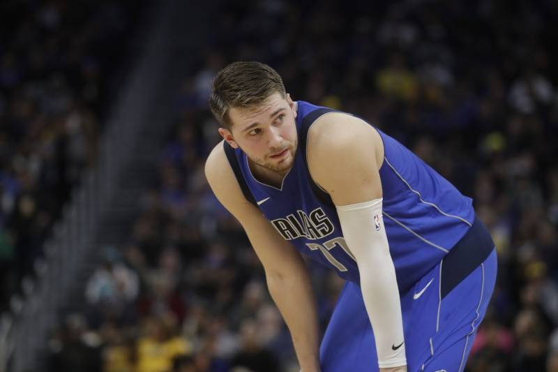 Mavs Luka Doncic Felt Like He Didn T Know How To Play
