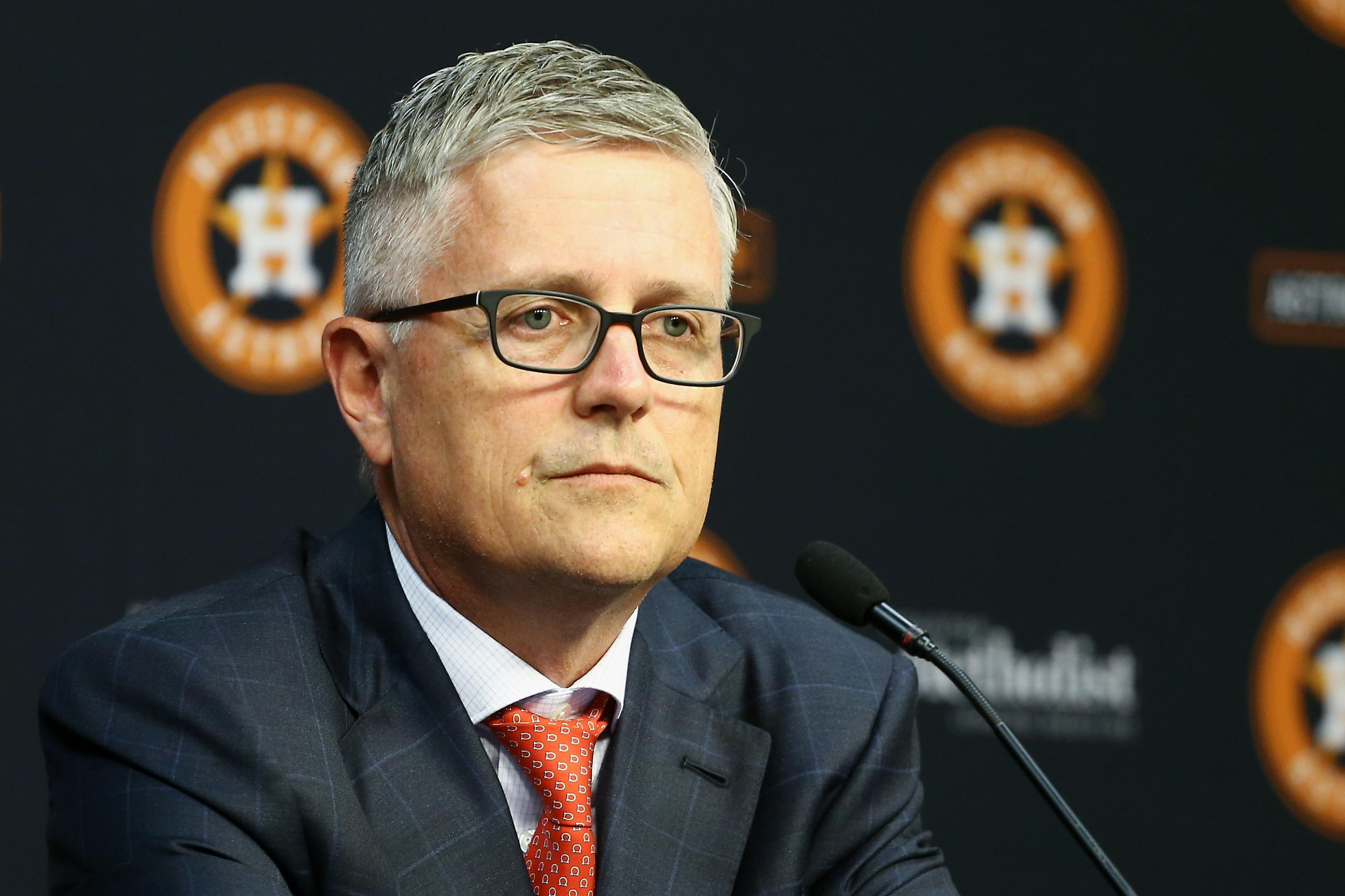 Image result for jeff luhnow