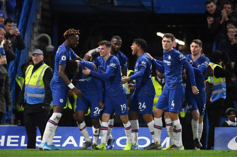 Callum Hudson-Odoi Nets First EPL Goal in Chelsea's Win Against Burnley
