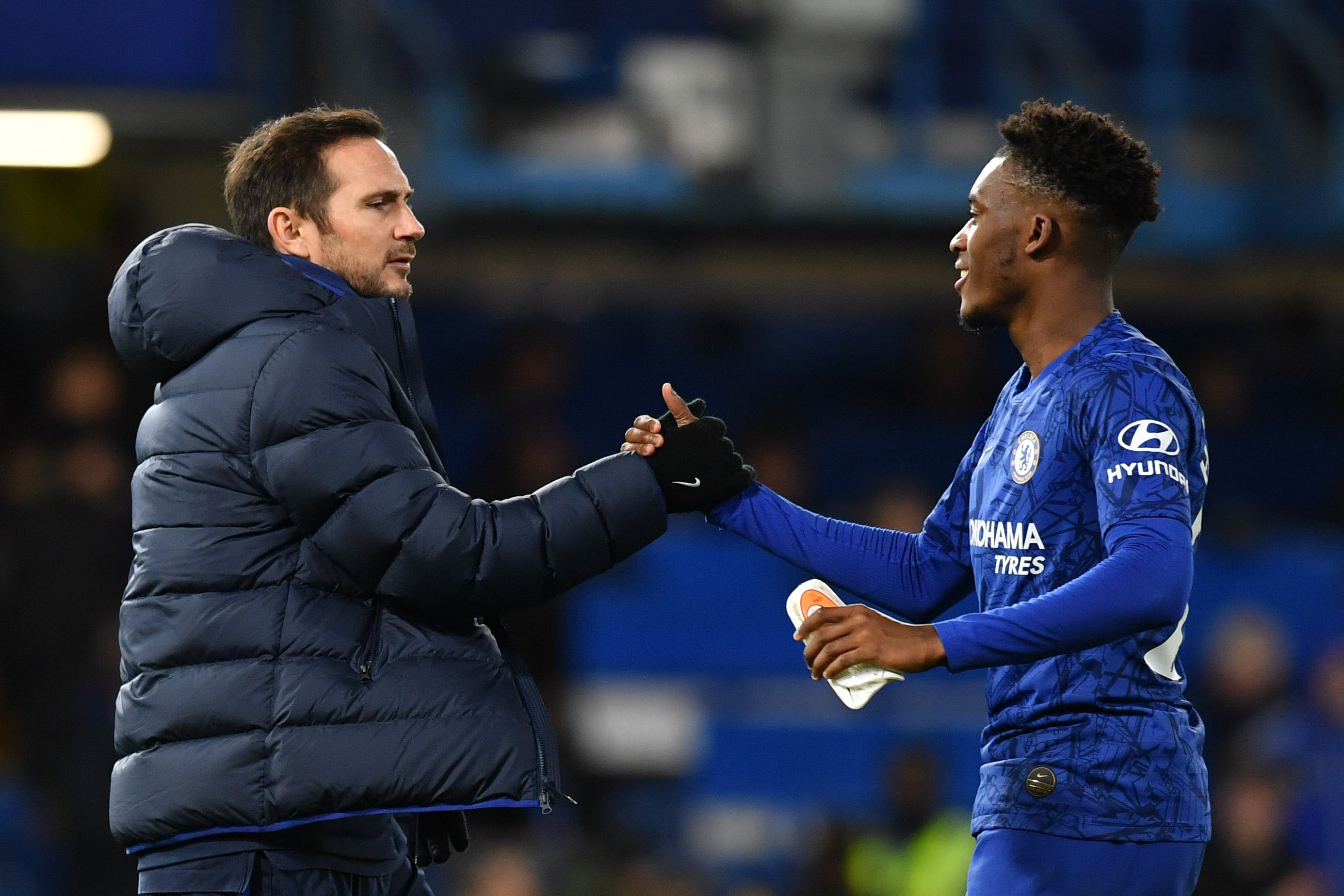 Frank Lampard Says Callum Hudson-Odoi Can Be a 'Serious Player' for Chelsea  | Bleacher Report | Latest News, Videos and Highlights