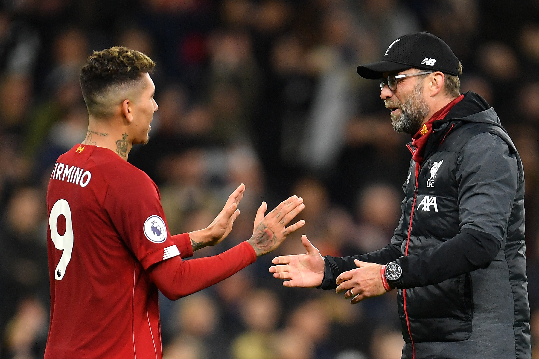 Jurgen Klopp Praises 'Super Player' Roberto Firmino After Liverpool's Spurs  Win | Bleacher Report | Latest News, Videos and Highlights