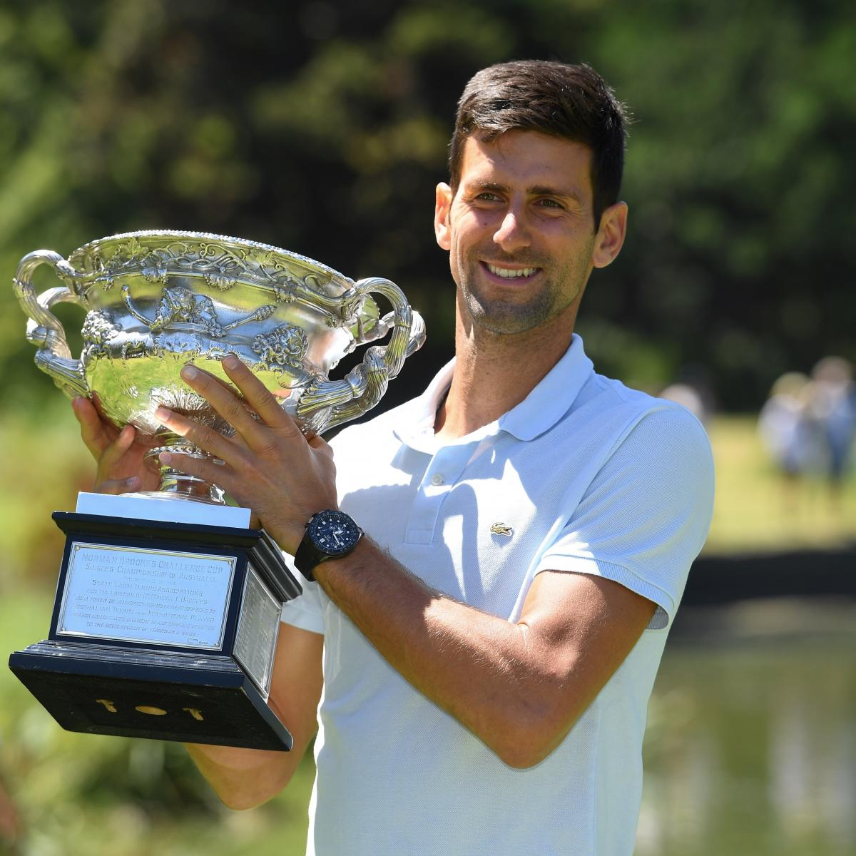 Australian Open 2020 Draw Date Time Live Stream Info And