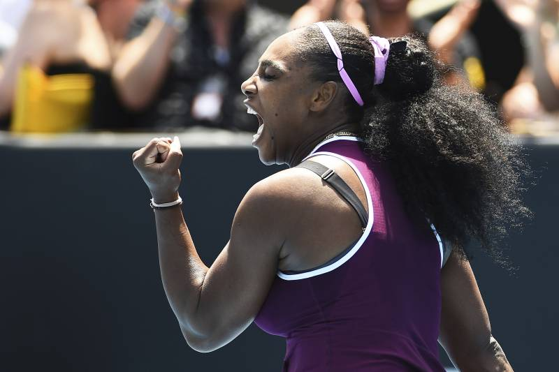 Serena Williams Wins 2020 Asb Classic 1st Title Since 2017