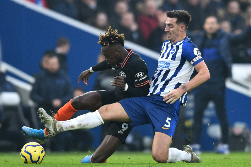 Report: Chelsea Linked to Brighton's Lewis Dunk with £50m January Transfer