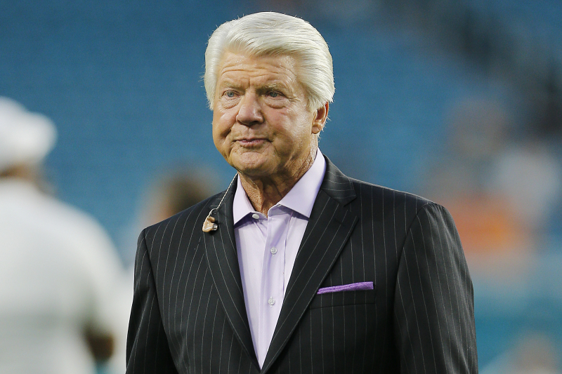 Video: Ex-Cowboys HC Jimmy Johnson Reacts to 2020 Pro Football HOF Induction