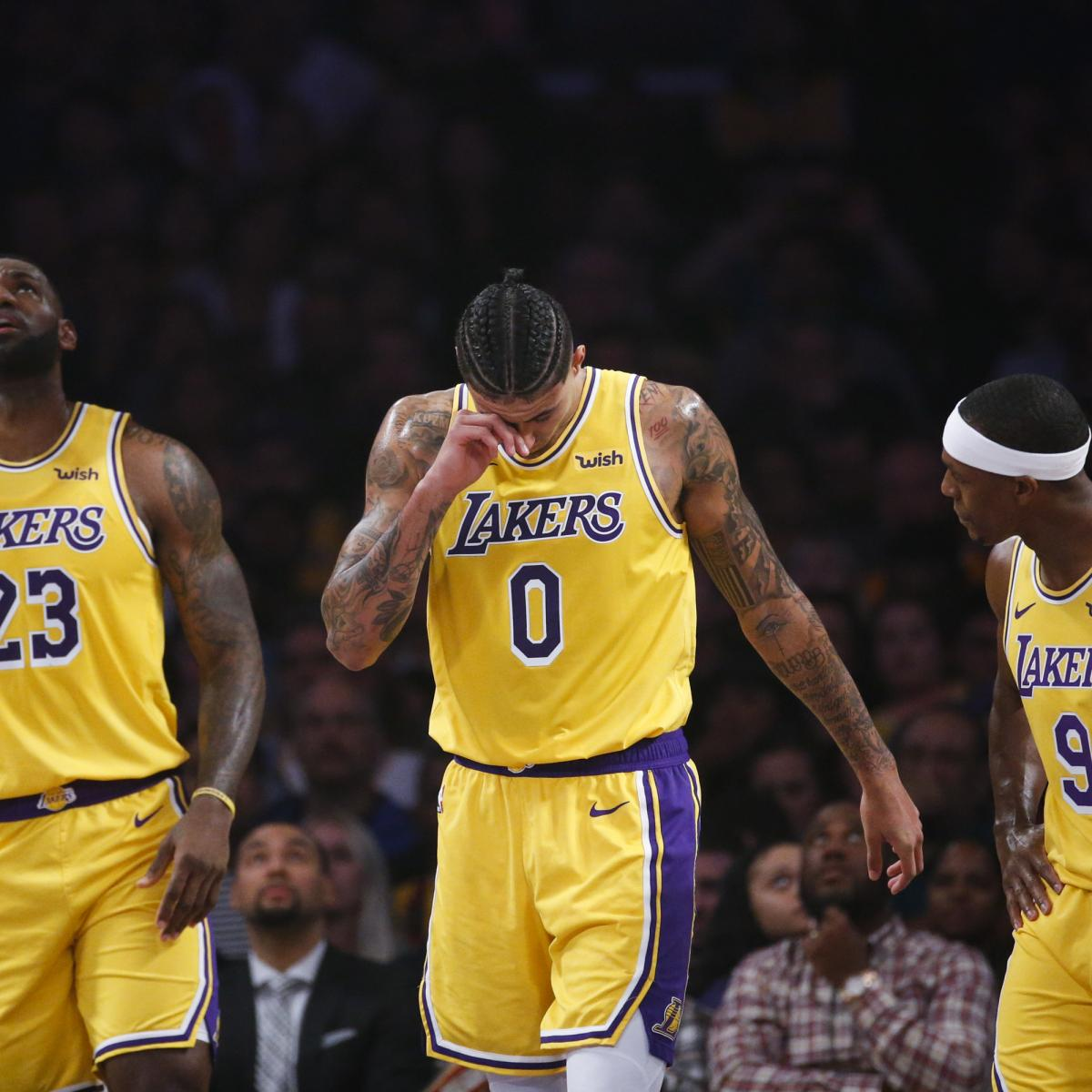 LA Lakers and Kyle Kuzma Hot Streaks Don't Mask Team's Biggest Problems
