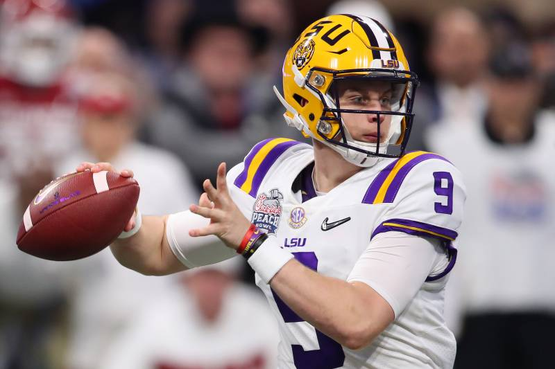 Lsu Clemson Game 2020 >> College Football National Championship 2020 Odds Guide For