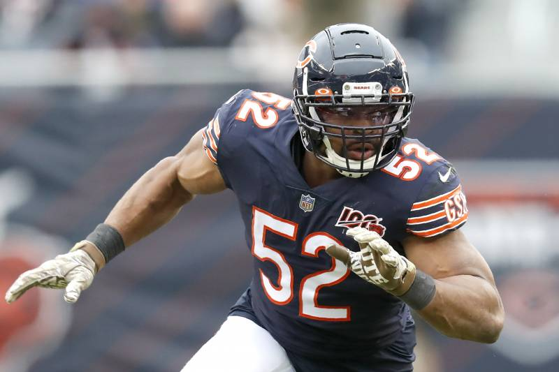 Walmart Says Store Mishandled Christmas Donation from Khalil Mack  Foundation | Bleacher Report | Latest News, Videos and Highlights